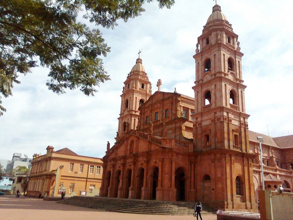 Catedral Agelopolitana