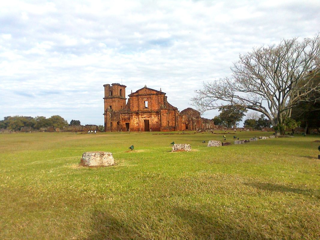 Ruínas da Igreja São Miguel Arcanjo