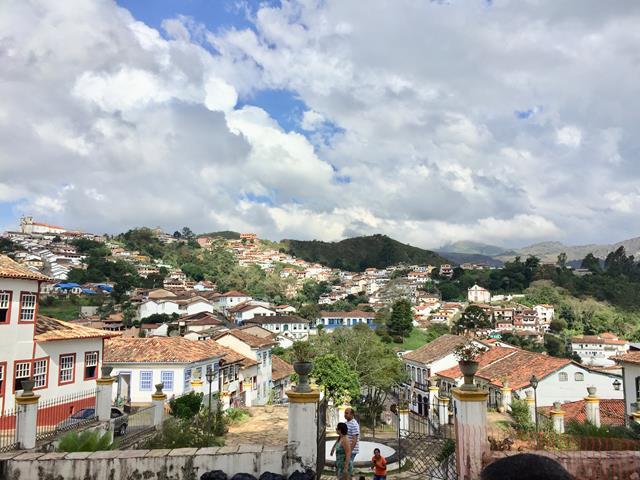 Roteiro de 1 dia em Ouro Preto