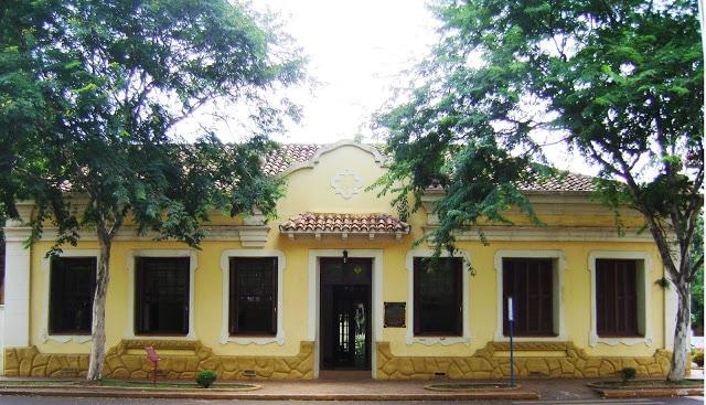 Museu Munipal Dr. José Olavo Machado