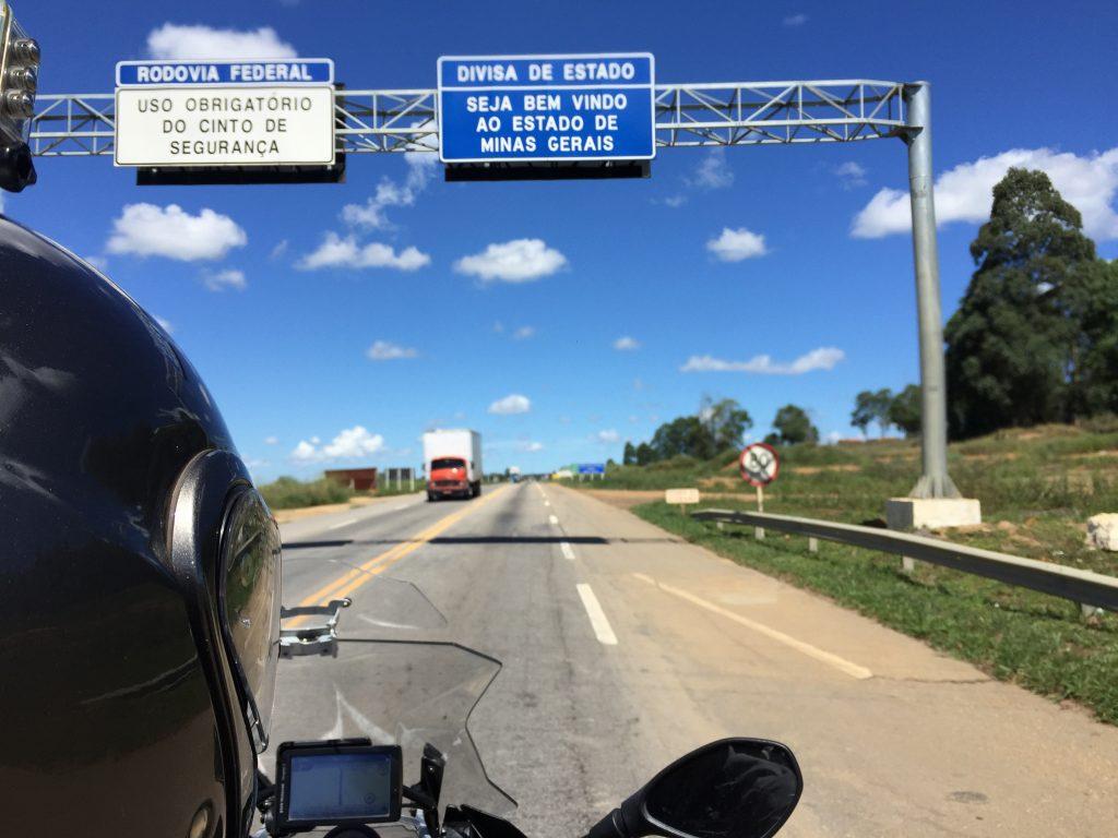 roteiro viagem de moto