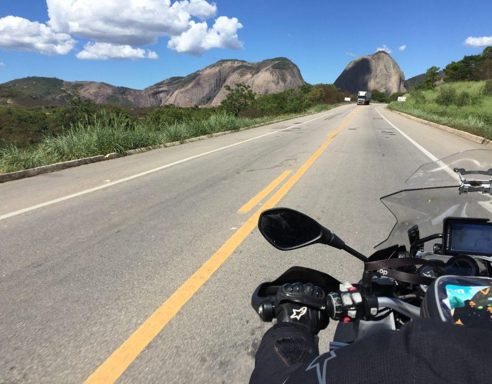 viagem de moto roteiro