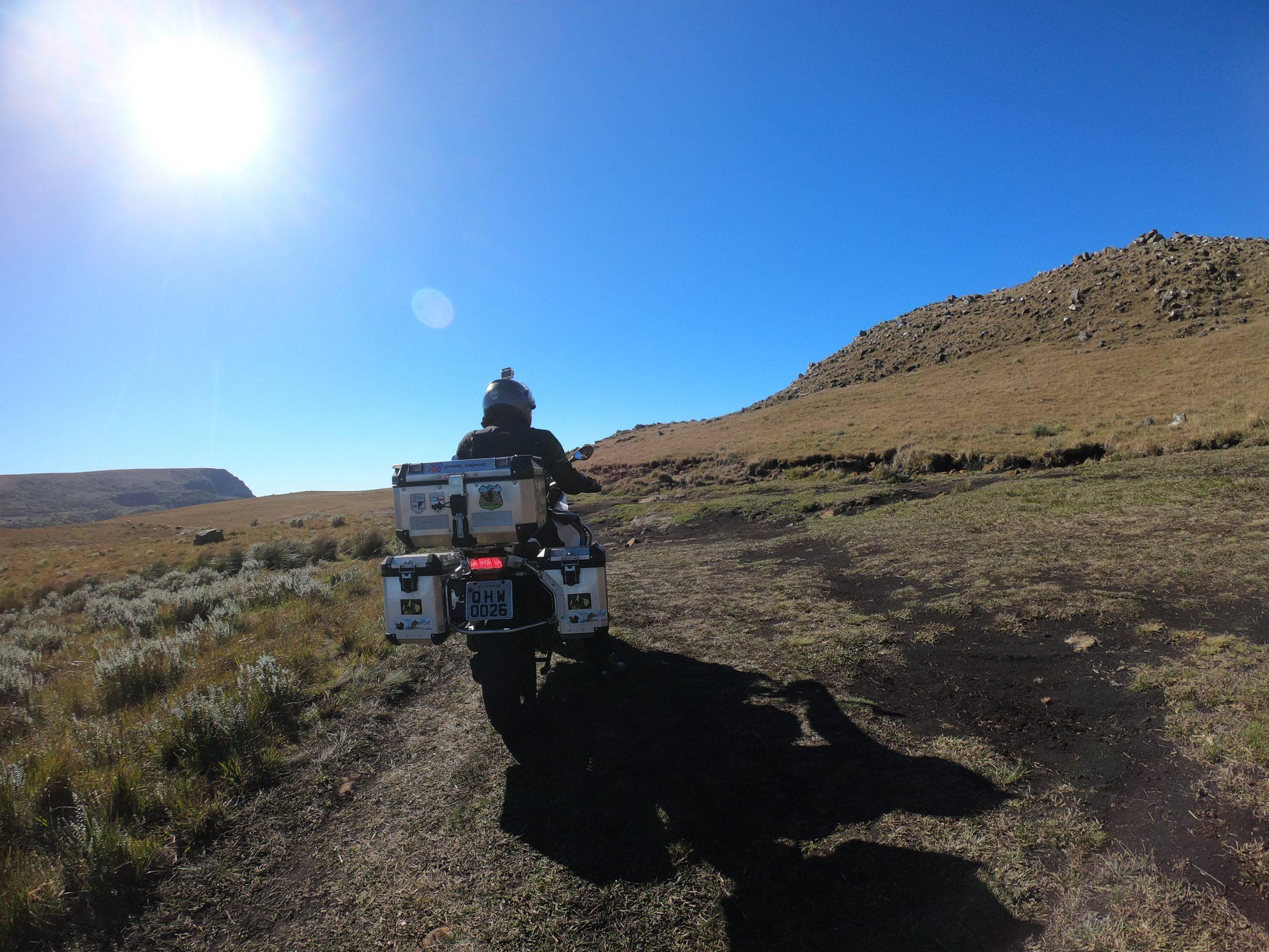 estrada cânion do funil