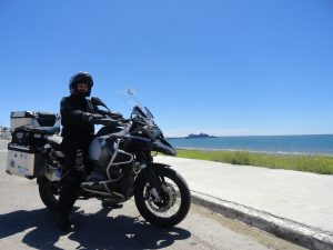 viagem de moto
